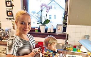"""Ana Žontar Kristanc:""""Vse praznike sem vedno povezovala s hrano!"""""""