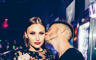 Nosečka Anja Jenko je uživala v Cirkusu