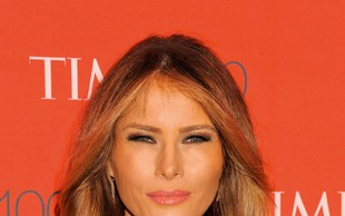 Za frizuro, kot jo ima Melania Trump, je potrebno odšteti 130 evrov