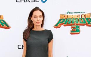 Angelina  Jolie je s samo 36 kilogrami le še senca sebe