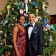 Zadnji božič družine Obama v Beli hiši