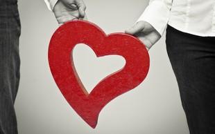 V življenju se zaljubimo samo 3-krat, vsakič iz drugih razlogov