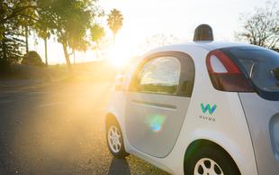 Googlov novi samovozeči avtomobil je dobil ime