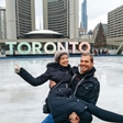 Radijec Iztok Gustinčič je odpotoval v Kanado