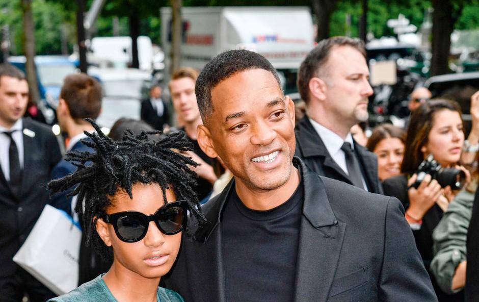 Will Smith svoji hčerki Willow popolnoma zaupa (foto: Profimedia)