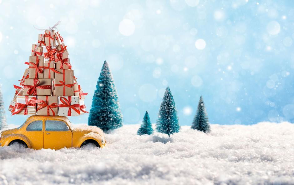 Čez leto delajo v tujini, za praznike pa se najraje vrnejo najbližjim (foto: Shutterstock)