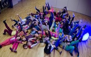 Plesalci Kazine leto zaključujejo s 36 odličji