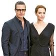Angelina Jolie in Brad Pitt se borita za skrbništvo otrok