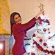 Pevka Nina Donelli še vedno verjame v Božička