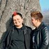 S partnerico Janjo sta skupaj že deset let.