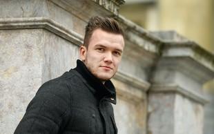 Luka Basi (Slovenija ima talent) je glasbenik že od malih nog