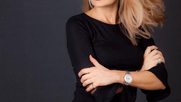 "Pisateljica Mirjana Bobić Mojsilović: ""Umirjam se s kreativnostjo!"" (foto: osebni arhiv)"