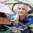 """Katarina Denac: """"Vrsto ptic vzljubiš, ko jo začneš bolje spoznavati!"""""""