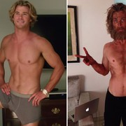 Chris Hemsworth je v času največje dietne zagretosti zaužil pičlih 500 kalorij na dan.