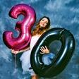 Tjaša Perko je svojih trideset let praznovala v slogu Beverly Hills