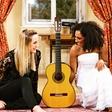 Eva Hren in Irena Yebuah Tiran želita z novo pesmijo pozivati k strpnosti