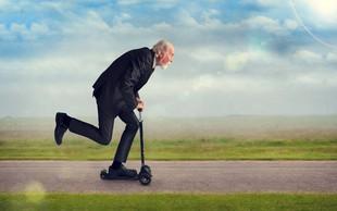 Kako je Hendrik Groen, star 83 let in ¼, iz svojega življenja nekaj naredil! (Za umret smešno!)