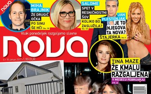 Je Plestenjakova 'tanova' Štajerka? Vse razkriva nova Nova!