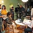 Snemanje pete sezone serije Ena žlahtna štorija je v polnem teku