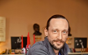 Igralec Marko Mandić si želi oditi na popotovanje s transibirsko želenico