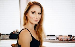Umetnica Tina Švajger Sivec: »Stvari zapletam in prepletam.«