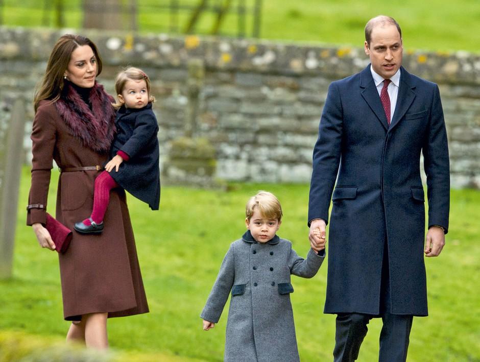 Kate Middleton je praznike preživela pri svojih starših (foto: N. K., Profimedia)