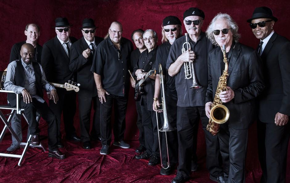 The Original Blues Brothers Band aprila v Hali Tivoli! (foto: Pepe Botella)