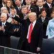 Donald Trump je prisegel kot 45. predsednik ZDA