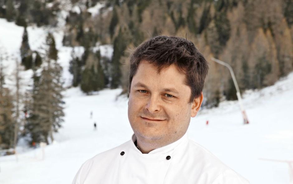 Chef Luka Jezeršek je na izmenjavi v Španiji neizmerno užival (foto: Helena Kermelj)