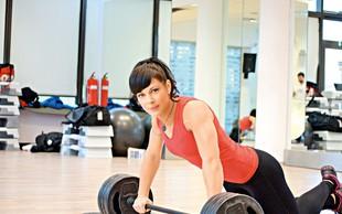 Osebna trenerka Janiya Basttét ponuja vadbo primerno za močnejše