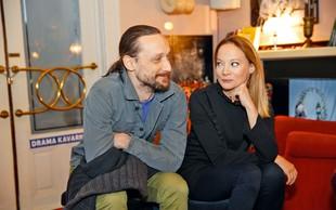 Igralca Marko Mandić in Viktorija Bencik Emeršič stavita na mir