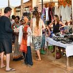 Tradicionalni sejem v Anjuni  (foto: Shutterstock)