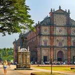 Panjim in stara Goa (foto: Shutterstock)