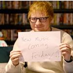 Ed Sheeran je izdajo dveh pesmi prestavil zaradi Donalda Trumpa (foto: Profimedia)