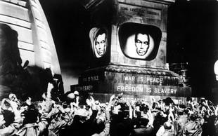 Orwellovo 1984 zaradi Donalda Trumpa ponovno na Broadwayu!