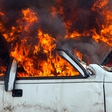 Britanska policija civilistu po pomoti razstrelila avto