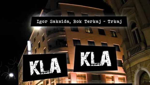 Izšla je Kla kla klasika z zgoščenko avtorjev Igorja Sakside in Roka Terkaja - Trkaja (foto: emka.si)