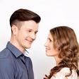 Lara in Boštjan Romih: »Prvi poljub je bil na čelo.«