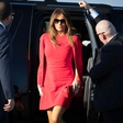 Melania Trump hvaležna igralki za obrambo pred žalitvami novinarja New York Timesa