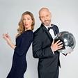 Peter Poles in Tara Zupančič: Plesala bosta z zvezdami!