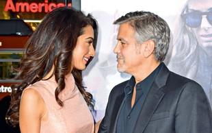 George Clooney v juniju pričakuje dvojčka