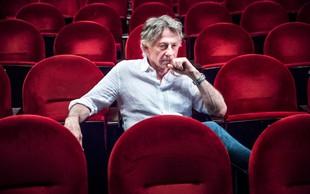 Roman Polanski bi se vrnil v ZDA, če mu zagotovijo, da je varen pred zaporom!