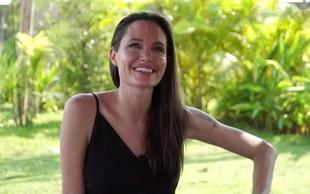 Angelina Jolie že pozabila na Brada Pitta, zdaj srečna v objemu drugega