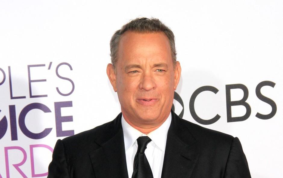 Tom Hanks je najboljši igralec vseh časov (foto: profimedia)