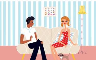 Kako naj se bralka sooči z možem glede spogledovanja? Janina porota je spregovorila!