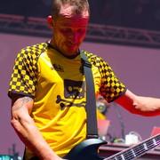 Kitarist Jernej Šavel, član Dubioze Kolektiv, prihaja iz Murske Sobote.