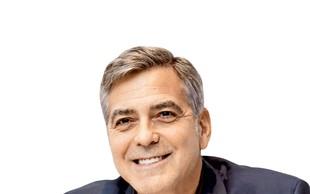 George Clooney: Igralec je postal po naključju