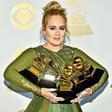 Adele služi milijone, a njen oče dela kot kurir