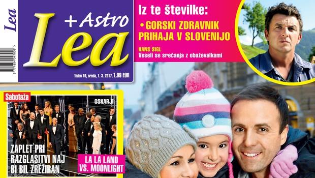 Ranko Babić živi za svoji dekleti, piše nova Lea! (foto: Lea)