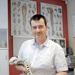Tomaž Fuchs, fizioterapevt (foto: Shutterstock, Helena Kermelj)